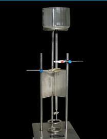 实验室混凝土泡沫沉降距测定仪泡沫测定仪泡沫流动度