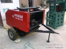 自动捡拾打捆机生产制造商 ST50*80行走式打捆机圣泰制造