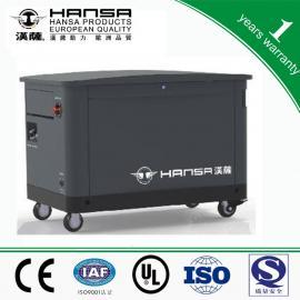 中石化专用30千瓦燃气发电机多燃料
