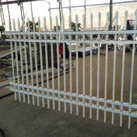 安平锌钢栅栏热镀锌锌钢护栏围栏