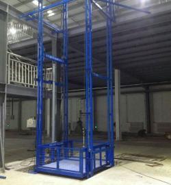 简易货梯厂供无机房液压简易升降货梯