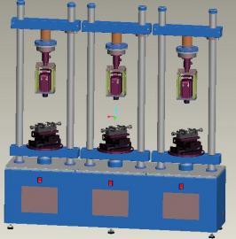 三工位插拔力试验机