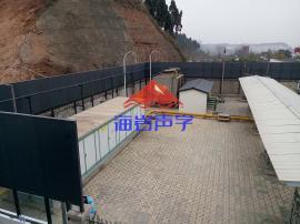 厂房通风管道消声器厂房设备隔音罩消声器