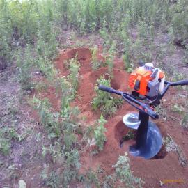 小型植树钻孔机快速高效