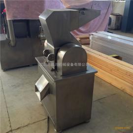 中药材粗碎机茶叶不锈钢破碎机化工块料打碎机