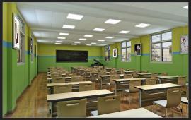 形体教室设计施工