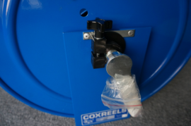 美国COXREELS考克斯 自动弹簧回收卷管器 不锈钢卷管器 P-HP-120