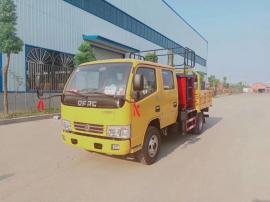 东风8米10米高空作业液压升降平台车可送货上门 验收合格付余款