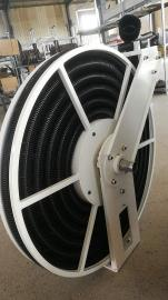 订制非标卷管器 弹簧式吸尘卷盘 吸尘器卷盘