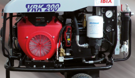 IBIX空压机 小型移动螺杆空压机 意大利进口空压机IB2000