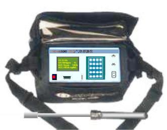 便携式沼气检测仪