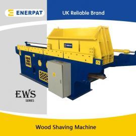 养兔业垫料生产设备 恩派特全自动液压木材刨花机