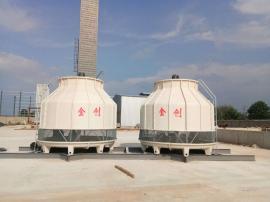 圆形超低噪音型冷却塔