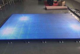 酒吧LED互动地砖屏多少钱?全彩LED屏报价方案