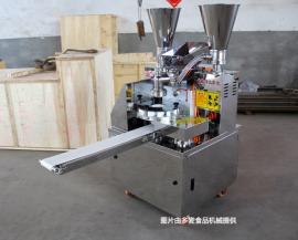 不锈钢12褶包子机全自动小笼包机器可现场试机
