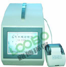 路博自产LB-T100型总有机碳TOC测试仪