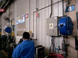 美国 COXREELS考克斯 ENH-N-160 不锈钢卷管器 自动气管卷管器