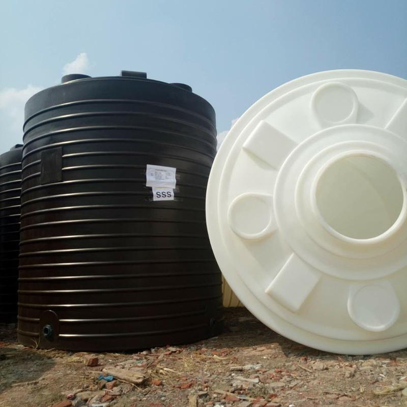 30立方大型污水储罐化工储罐盐酸储罐耐酸碱材质