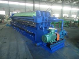 自动厢式隔膜压滤机,污水处理专用压滤机