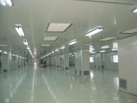 十万级净化车间-空气净化车间