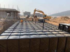 地埋箱泵一体化水供水设备运用了PLC编程