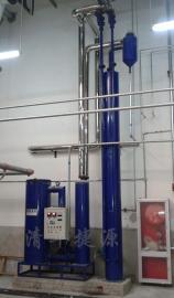YJX新型低压锅炉解析除氧器