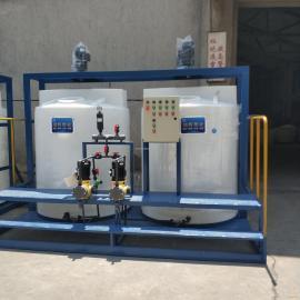 瑞辉塑业 水处理加药装置 pe加药箱 2立方 2吨 2000L
