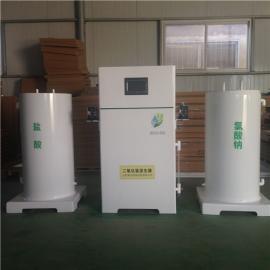 复合型高纯二氧化氯发生器的特点