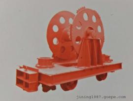 CQJ600梭车无极绳牵引绞车梭车 矿用梭车无极绳绞车梭车