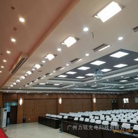 高清�M口LED�N片�糁���h室嵌入式LED三基色��