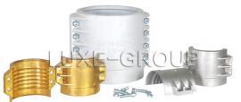 工�S直�N�X合金安全管�A、管卡、 抱箍、EN14420-3安全管�A