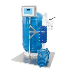 西美克hymatic 离子消毒器组合 游泳池消毒设备 无化学消毒