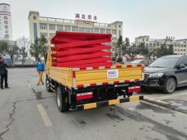 国五东风10米高空路灯维修车 双排座 举升高度8米10米现货