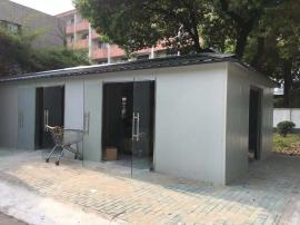 昆山彩钢板活动房生产-昆山彩钢板岗亭-昆山彩钢简易房