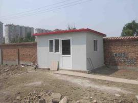 惠山彩钢板活动房生产-惠山彩钢板岗亭-惠山彩钢简易房