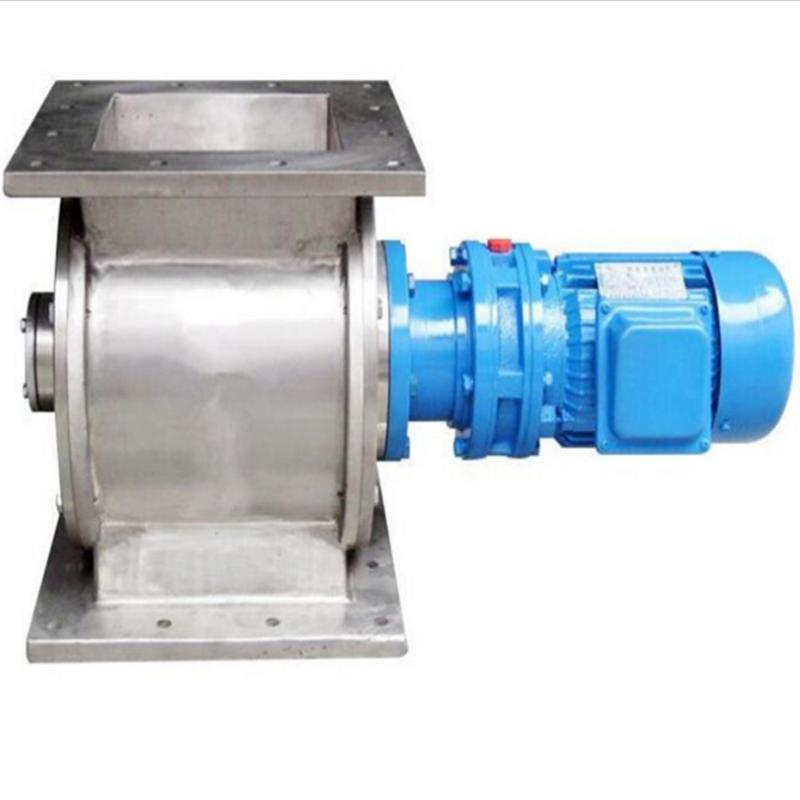 定制 不锈钢卸料器 旋转阀 卸料阀 关风器 除尘器配件
