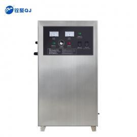铨聚桶装水灭菌臭氧发生器QJ-8006K