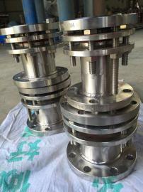 良工DN15-2000压盖式松套伸缩接头自由伸缩锁定伸缩量