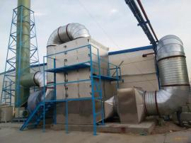 催化燃烧废气净化设备设计