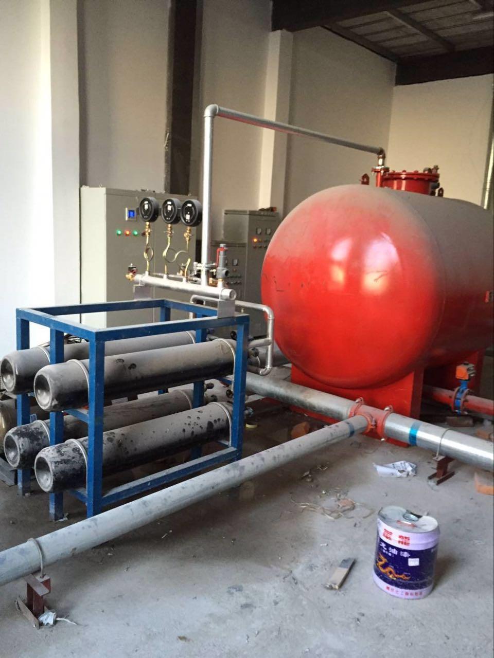 喷淋气体顶压设备