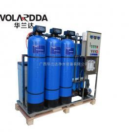 电泳漆喷涂净水处理工程 1T/H全自动反渗透纯水机 一条龙制造商