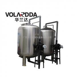 大型工业除水垢软化水设备制造商 直供玻璃钢不锈钢软水器树脂罐