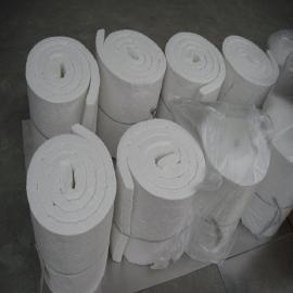 普通型 标准型硅酸铝针刺毯 硅酸铝纤维毯