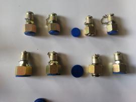 PT测压软管接头 微型高压液压系统压力检测