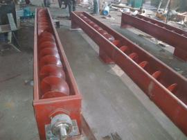 U型水平螺旋输送机,管式水平螺旋输送机