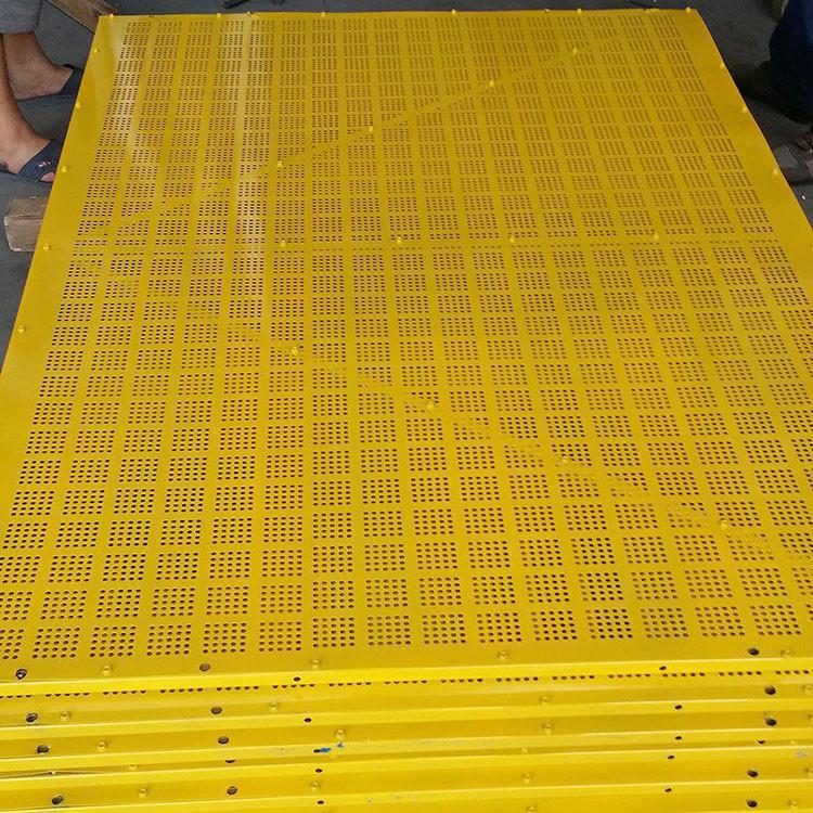 恺嵘冲孔板爬架网 爬架网冲孔板 镀锌穿孔爬架网
