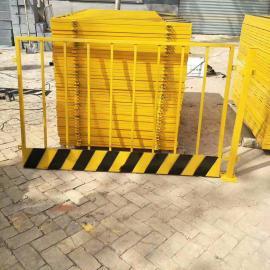 恺嵘基坑安全防护围栏 基坑防护围栏 基坑栏杆