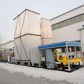 LNG气化调压撬 LNG减压计量撬装置