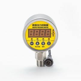 不锈钢耐震径向轴向数显压力控制器压力开关