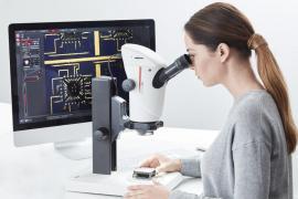 Greenough 体视显微镜LEICA S9 Series